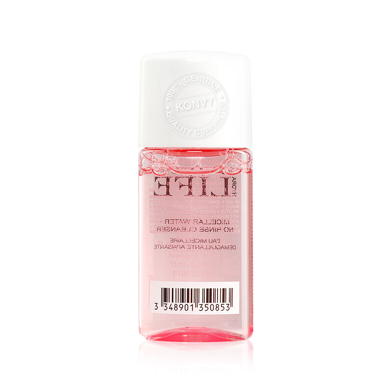 Dior Hydra Life Micellar Water No Rinse Cleanser 15ml
