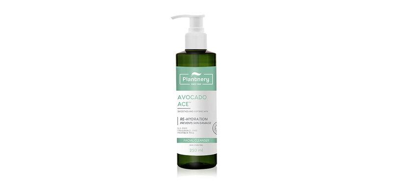 Plantnery Avocado Facial Cleanser 250ml