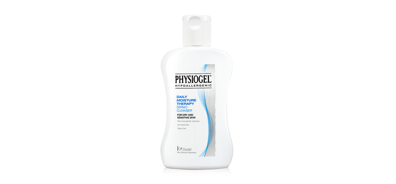 Physiogel Daily Moisture Therapy Dermo-Cleanser for Dry, Sensitive Skin 150ml