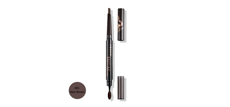 FIIT Cosmetics Brow Bestie Waterproof Eyebrow Pencil 0.25g #03 Dark Brown