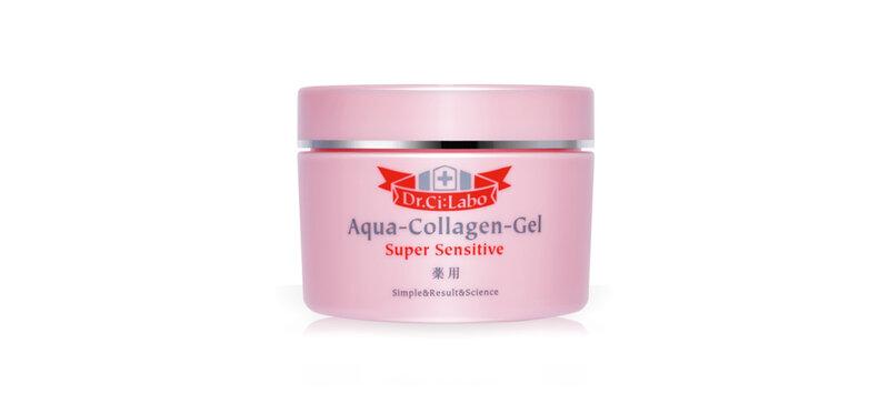 Dr.Ci:Labo Aqua Collagen Gel Super Sensitive 50g