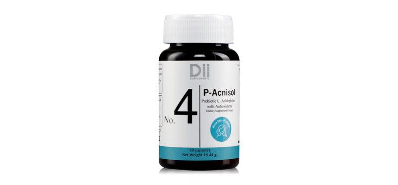 Dii No.4 P-Acnisol 30 Capsules