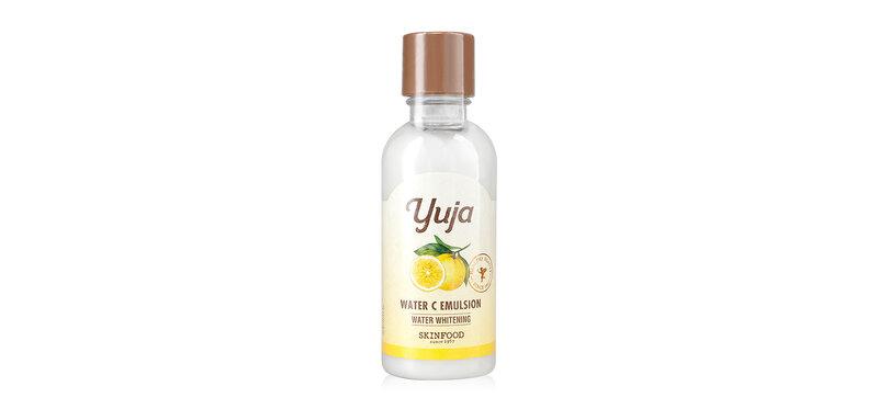 Skinfood Yuja Water C  Emulsion 160ml ( สินค้าหมดอายุ : 2021.11 )