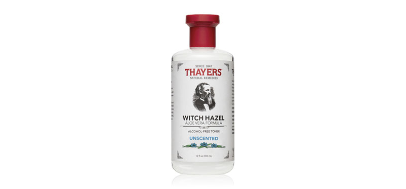 Thayers Alcohol-Free Unscented Witch Hazel Toner 355ml