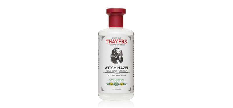 Thayers Alcohol-Free Cucumber Witch Hazel Toner 355ml