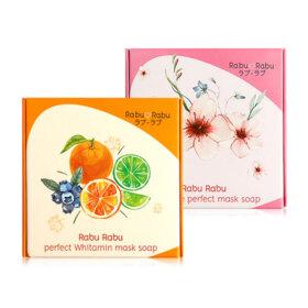 ฟรี! RABU RABU Perfect Mask Soap [Random] (ซื้อมากแถมมาก) เมื่อช้อปสินค้า Rabu Rabu ที่ร่วมรายการอย่างน้อย 1 ชิ้น