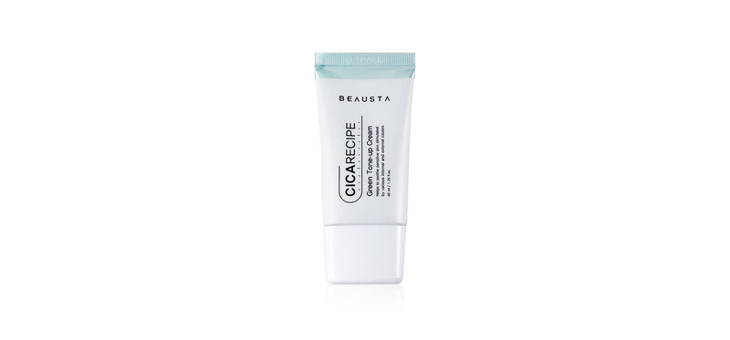 BEAUSTA Cicarecipe Green Tone-Up Cream 40ml