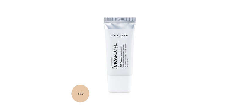 BEAUSTA Cicarecipe BB Cream SPF50+/PA++++ 40ml #23