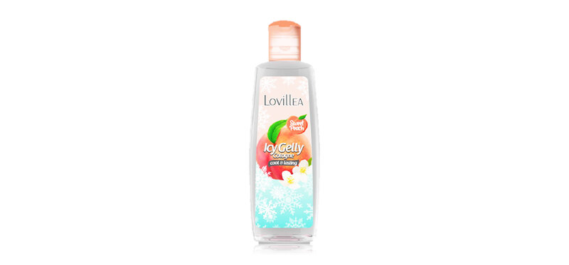 LOVILLEA Icy Cologne Sweet Peach 100ml