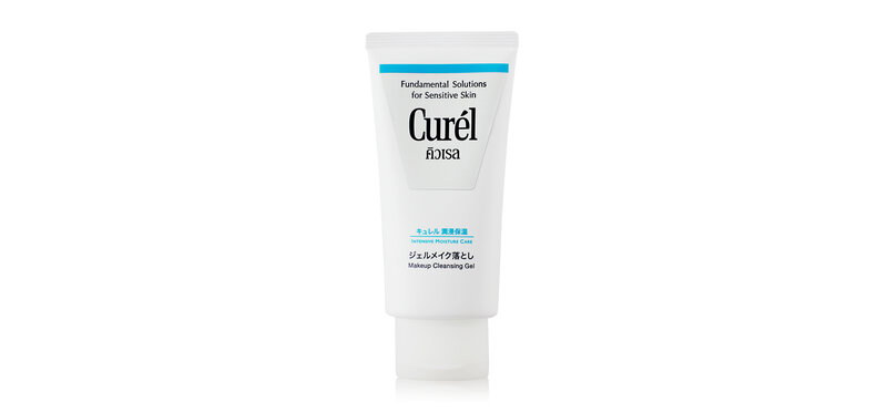 Curel Intensive Moisture Care Makeup Cleansing Gel 130g