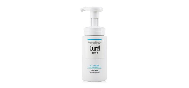 Curel Intensive Moisture Care Foaming Wash 150ml