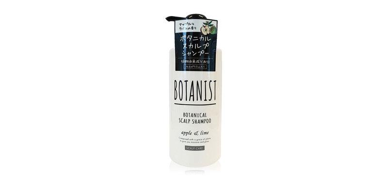 Botanist Botanical Scalp Shampoo Apple & Lime 490ml
