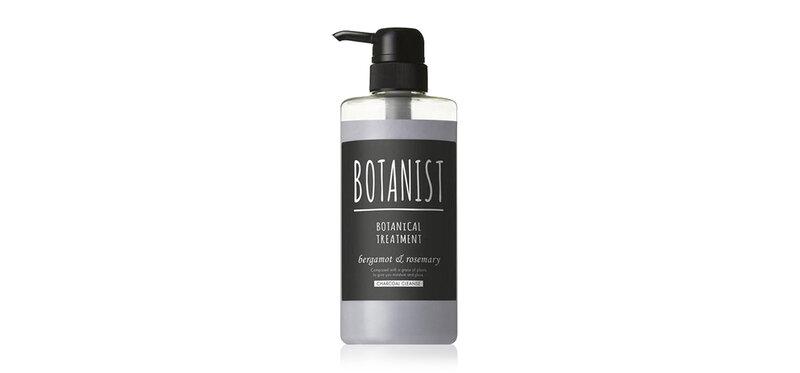 Botanist Botanical Treatment Charcoal Cleanse Bergamot & Rosemary 490g