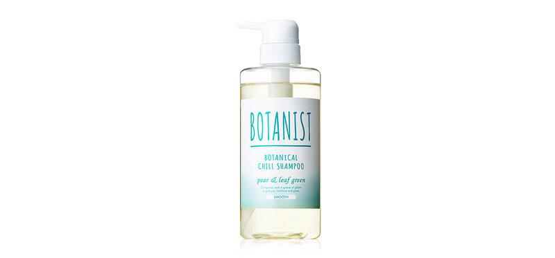 Botanist Botanical Chill Shampoo Smooth Pear & Leaf Green 490ml