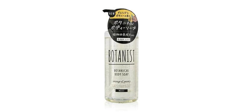 Botanist Botanical Body Soap Moist Orange & Peony 490ml