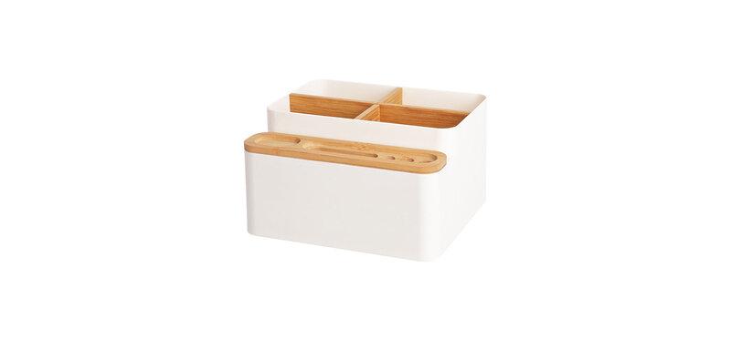 NaChuan Multi-purpose Storage Box #White [A0265]