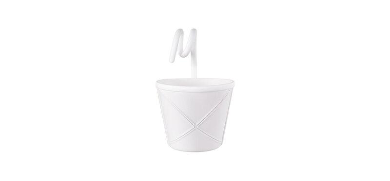 NaChuan Storage Basket #White [A0164]