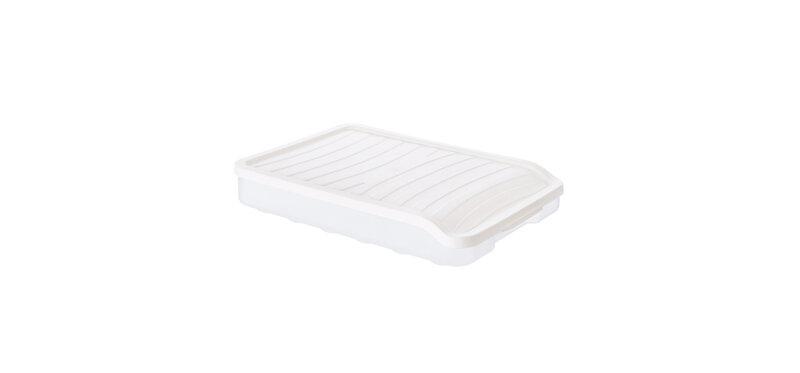 NaChuan Egg Storage Box #White [A0294]
