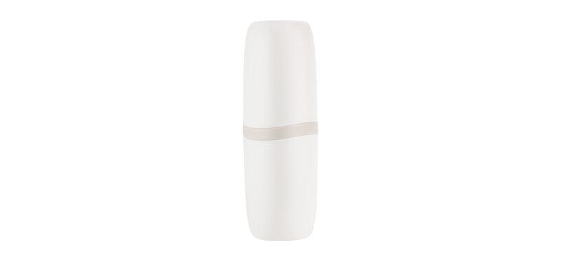 NaChuan Portable Storage Cup #White Apricot [A0276]