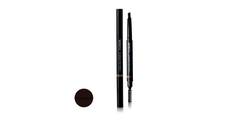 Merrez'ca Eyebrow Pro Pencil 0.2g #Deep Brown