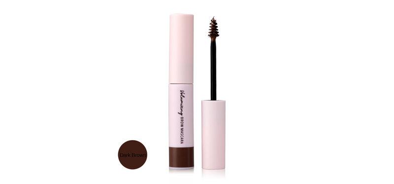 Merrez'ca Volumizing Brow Mascara 4.9g #Dark Brown