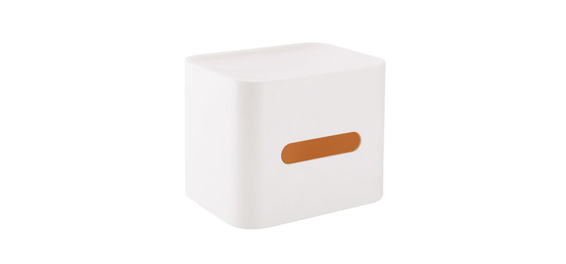 NaChuan Tissue Box #White [A0168]