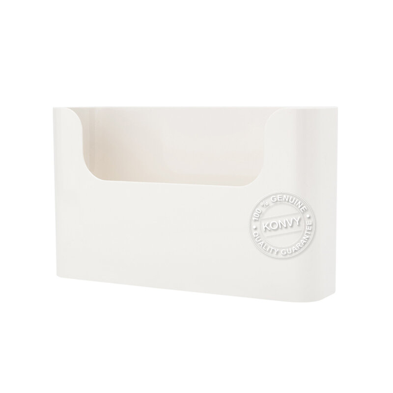 NaChuan Hanging Storage Box Set #White [3pcs] [Size S/M/L] [A0204-A]