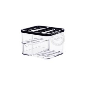 #Cosmetic Grid Storage Box