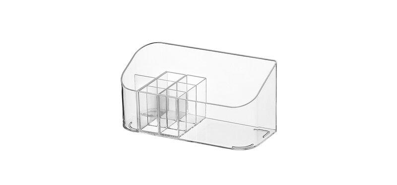 NaChuan Mirror Cabinet Storage Box #White [A0395]