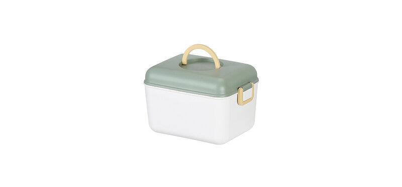 NaChuan Portable Storage Box #Green [Size S] [A0401-TA]