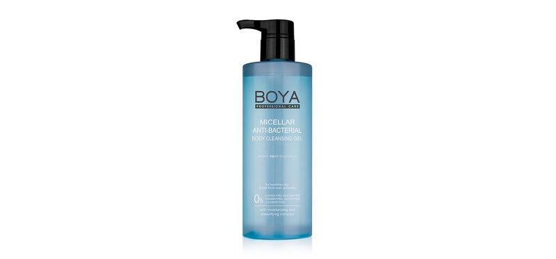 Boya Micellar Anti-Bacterial Body Cleansing Gel 400ml