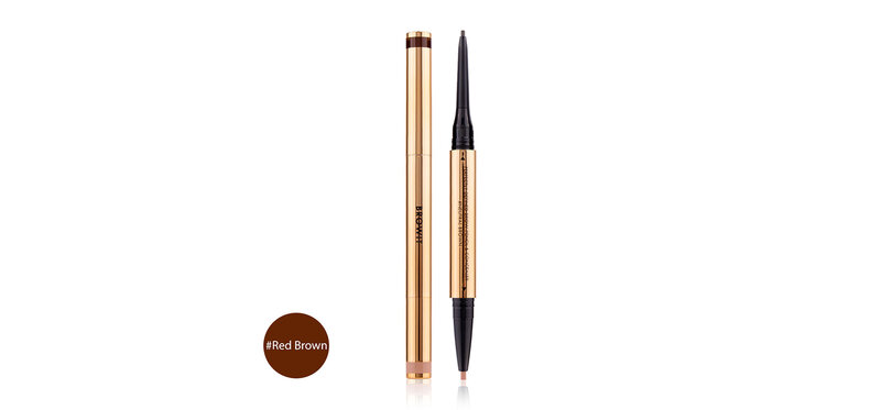 Browit Perfectly Defined Brow Pencil & Concealer #Red Brown
