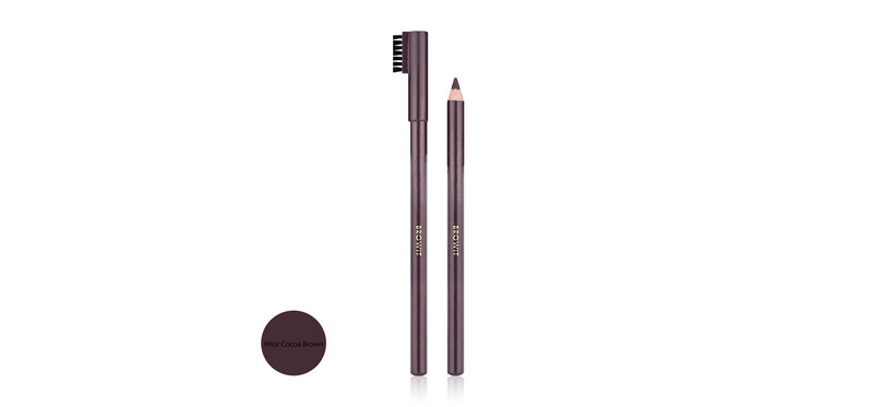 Browit Sharpen Brow Pencil 1.14g #Hot Cocoa Brown