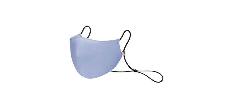 GQWhite™ Liquid-Repellent Reusable Blue Mask