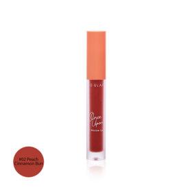 #02 Peach Cinnamon Bun