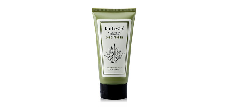 Kaff & Co. Aloe Vera Nourishing Conditioner 155ml