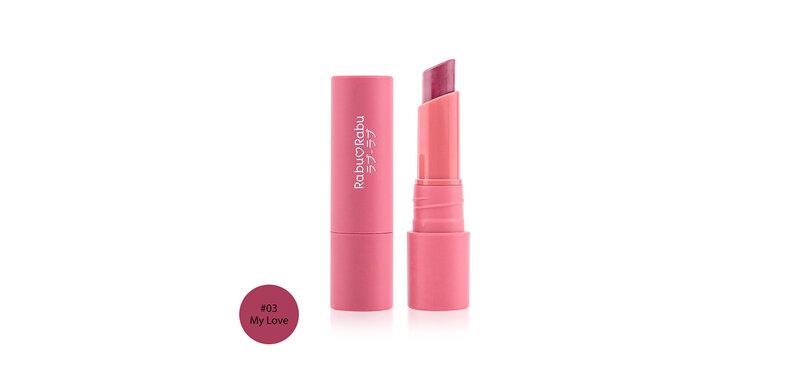 RABU RABU Perfect Matte Lipstick 3g #03 My Love