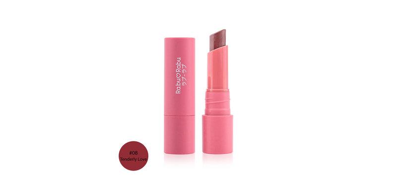 RABU RABU Perfect Matte Lipstick 3g #08 Tenderly Love
