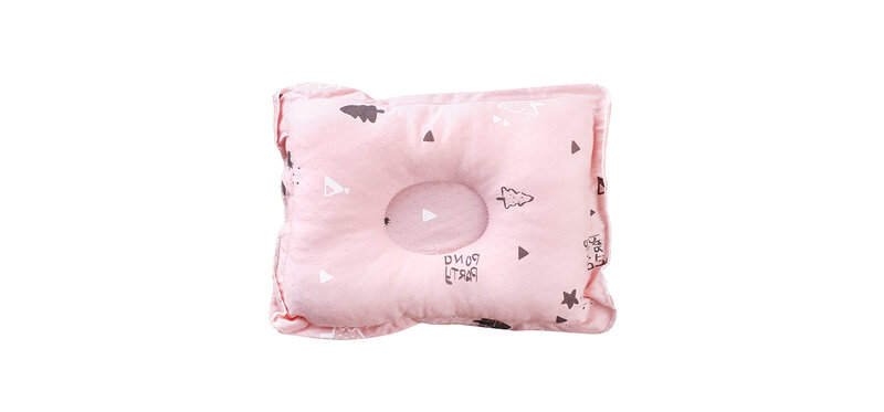 YUYING Baby Toddler Pillow Pure Cotton 100% Forest #Pink [1807D-5]