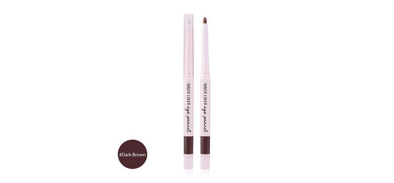 Merrez'ca Inner Liner Eye Pencil 0.3g #Dark Brown