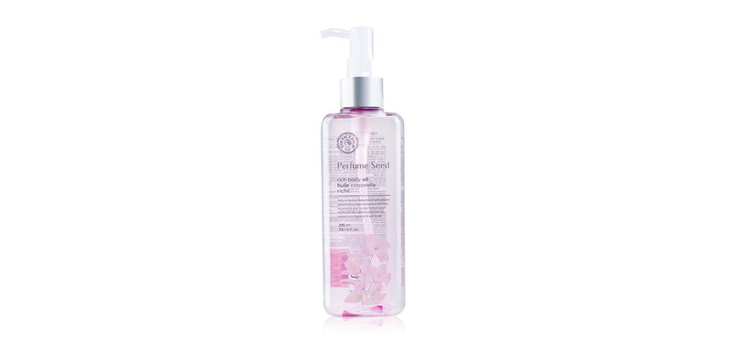 The Face Shop Perfume Seed Rich body Oil 225ml