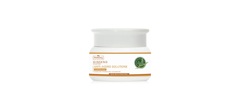 Plantnery Ginseng Sleeping Mask 50g