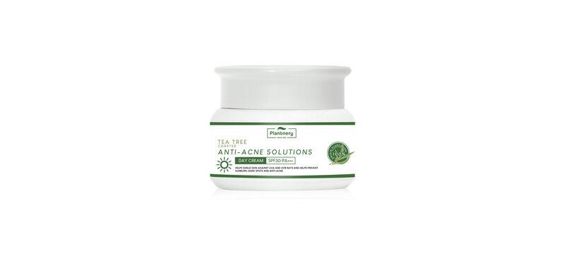 Plantnery Tea Tree Day Cream SPF30/PA+++ 50g