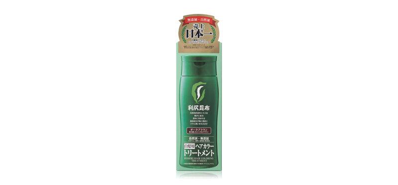 Rishiri Hair Coloring Treatment 200g #Dark Brown