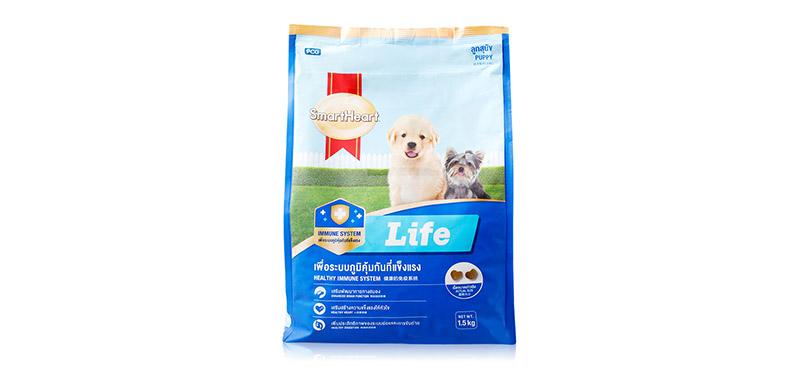 Smart Heart Life Dog Food Puppy 1.5kg