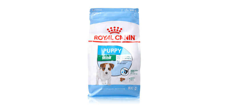 Royal Canin Dog Food Mini Puppy 2-10 Months 800g ( สินค้าหมดอายุ : 2021.12 )