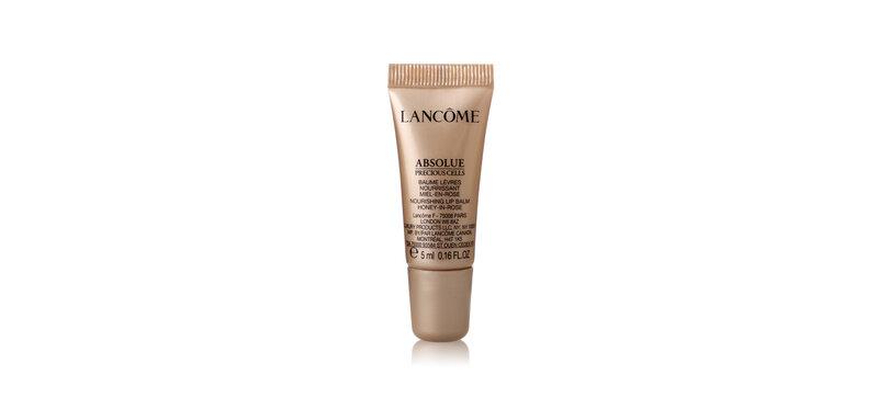 Lancome Absolue Precious Cells Nourishing Lip Balm Honey in Rose 5ml