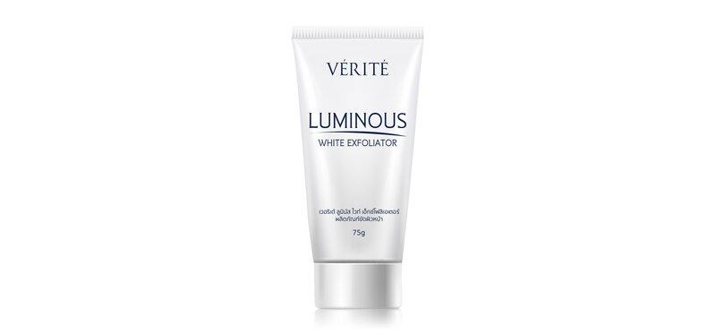 Verite Luminous White Exfoliator 75g