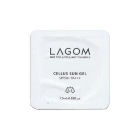 ฟรี! Lagom Cellus Sensitive Cica Cream 1.5ml(1pc)+Cellup Gel to Water Cleanser 8ml(1pc) (2 ชิ้น / 1 ออเดอร์) เมื่อช้อปสินค้า Lagom ที่ร่วมรายการอย่างน้อย 1 ชิ้น