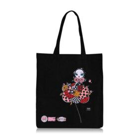 ฟรี! Beauty Buffet Save The World Black Tote Bag (1 ชิ้น / 1 ออเดอร์) เมื่อช้อปสินค้า  Beauty Buffet ครบ 699.-